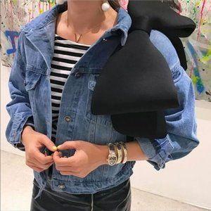 Karis' Kloset Bags - FLASH SALE! 🎀 Black Bow Purse